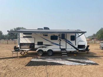 2019 Coachmen Freedom Express Ultra Lite - Travel Trailer RV on RVnGO.com