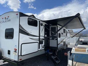 2021 Keystone Cougar 31BHKWE - Travel Trailer RV on RVnGO.com