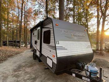 2019 Heartland Pioneer BH175 - Travel Trailer RV on RVnGO.com