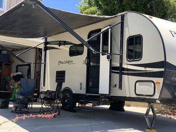 2016 Palomino Palomini 177BH - Travel Trailer RV on RVnGO.com