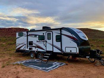 2019 HEART LAND North Trail Caliber 24BHS - Travel Trailer RV on RVnGO.com