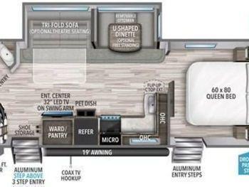 2022 Grand Design Imagine 2800BH - Travel Trailer RV on RVnGO.com