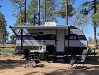 2021 Forest River Cherokee wolf pup 16BHS - Travel Trailer RV on RVnGO.com