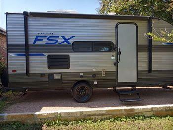 2020 Forest River Salem FSX - Travel Trailer RV on RVnGO.com
