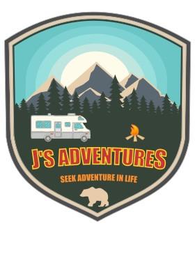 J sadventure action badge logo v1.01  3