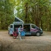 Xs campervan road trip oregon